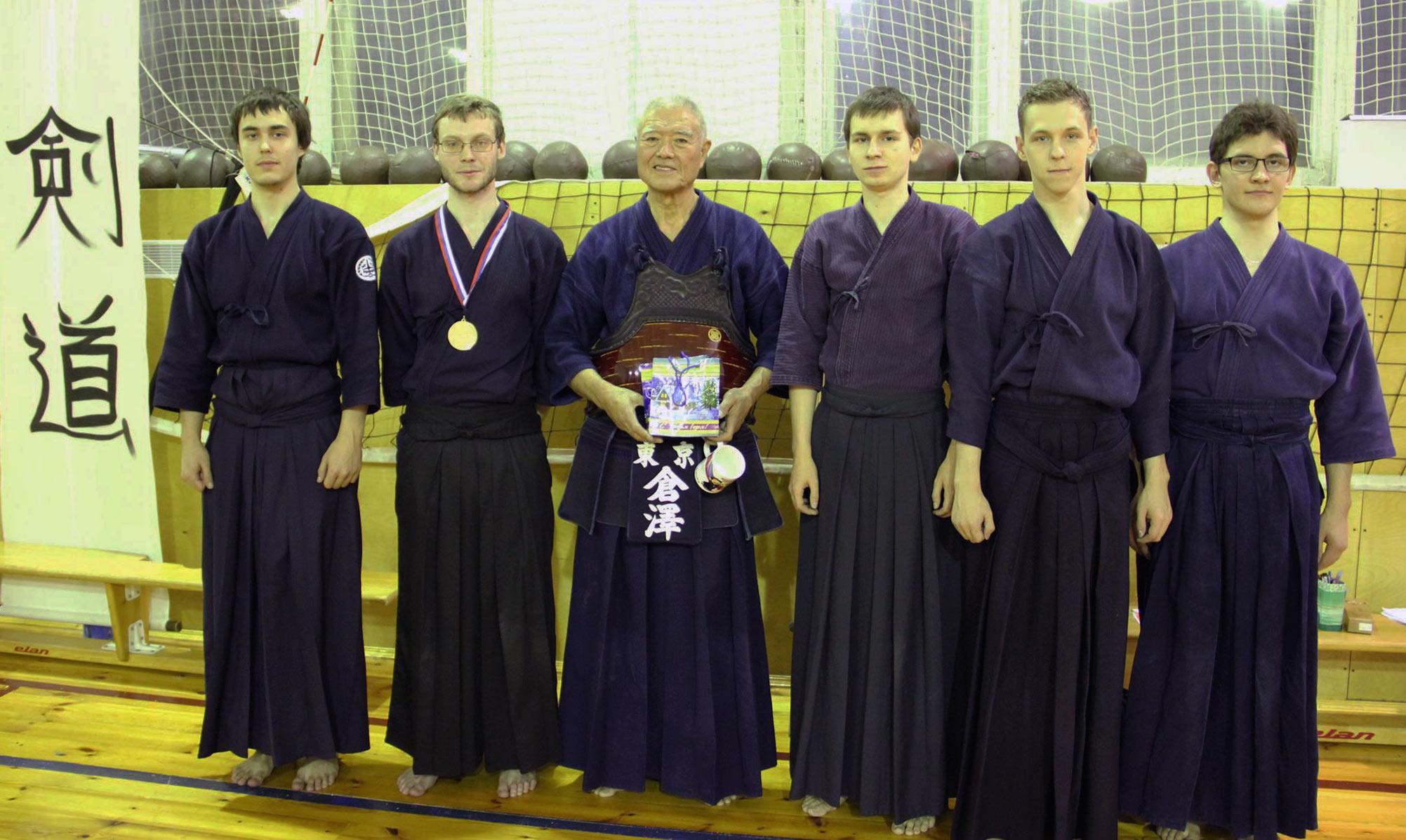 Поздравляем победителей и призёров 3-го Открытого Турнира по Кендо на Кубок «Российско-Японской Дружбы»