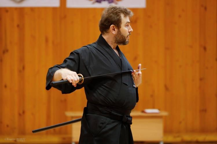 Открытый турнир по иаидо, семинар по иайдо и аттестации по иаидо и дзёдо пройдут в Спорткомплексе Бауманского университета