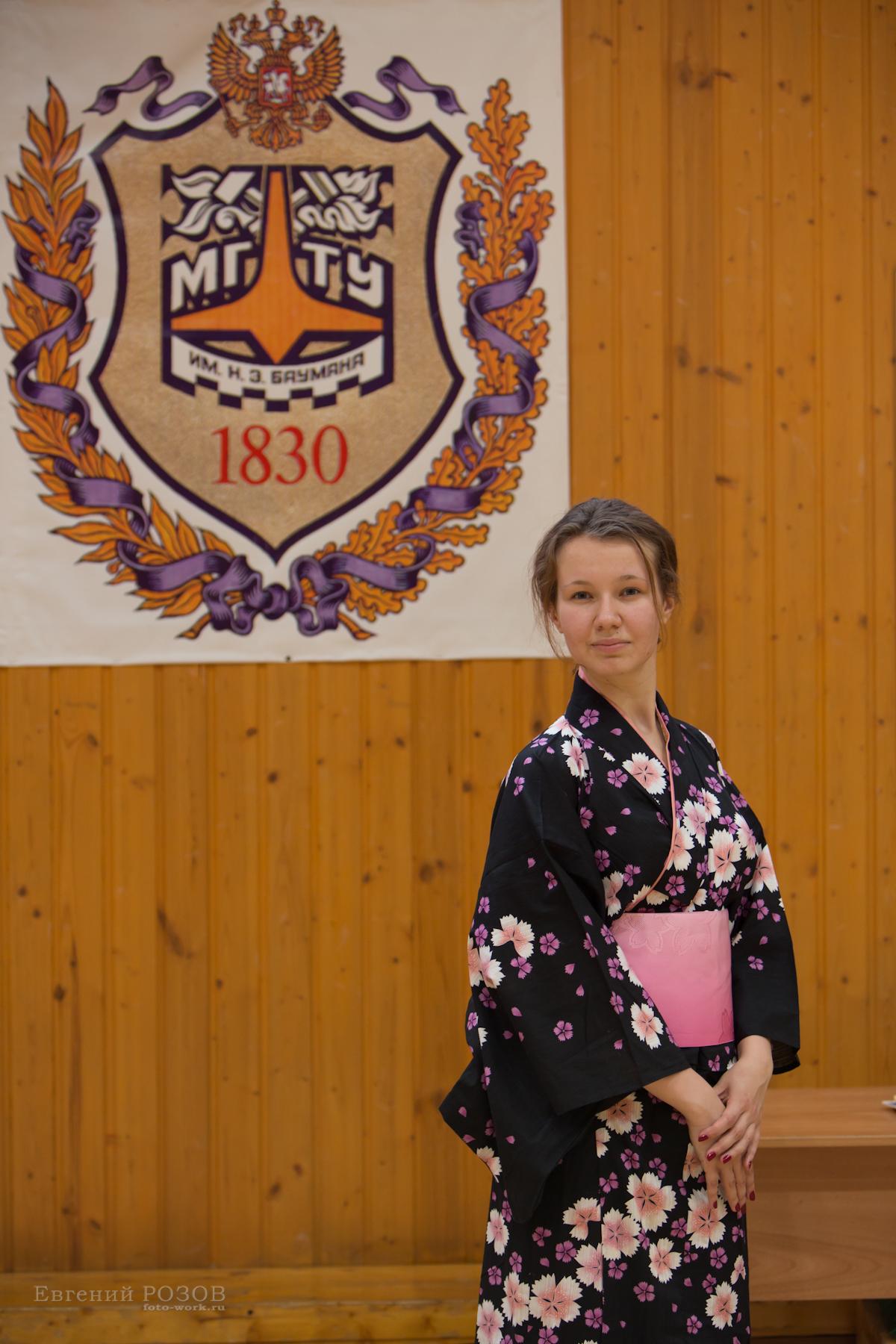 Поздравляем Катерину Некипелову (РЛ1-72) с успешной аттестацией на 2-й дан иайдо!