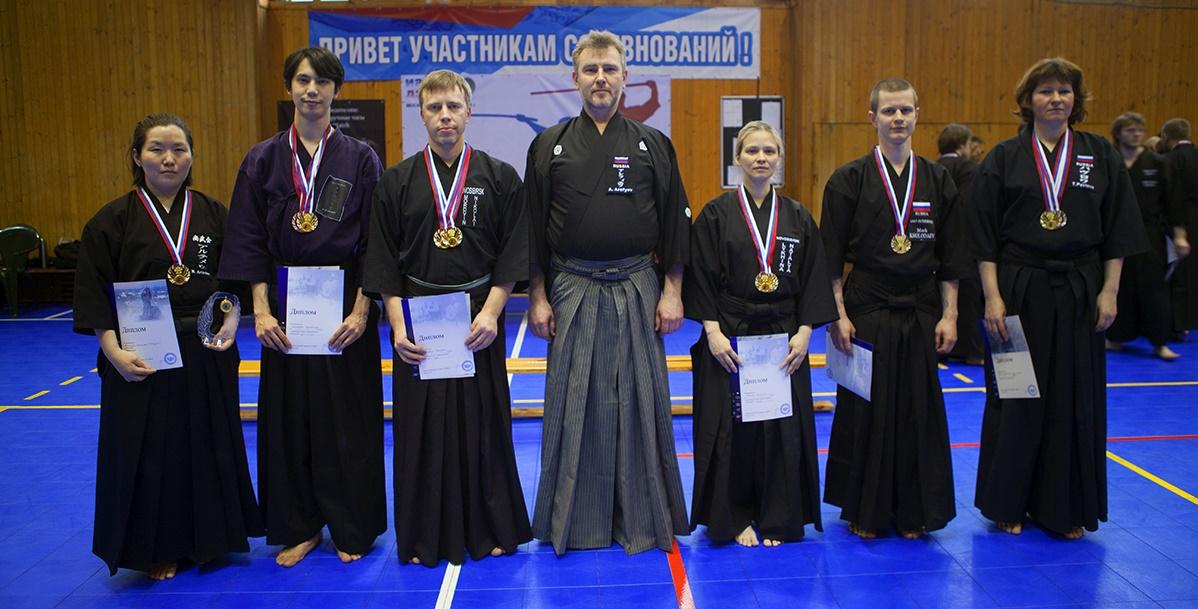 Семинар по судейству соревнований по Иайдо под руководством чемпиона Европы 2017 Андрея Арефьева