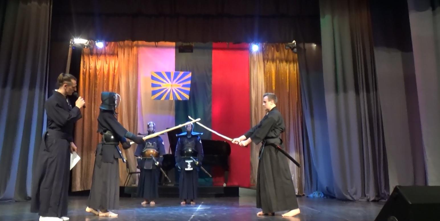 Фестиваль боевых искусств «Крылья России» прошел в Балашихе